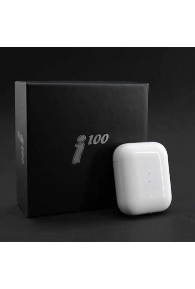 Tws i100 Kablosuz Pop-Up Kulakiçi Bluetooth 5.0 Kulaklık