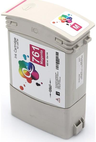 QC Hp 761 Cm993A Kartuş 400 ml Kırmızı