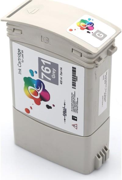 QC Hp 761 Cm995A Kartuş 400 ml Gri