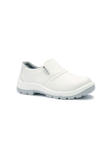 Yılmaz Ayakkabı 902 S2 Beyaz Iş Ayakkabısı 36-39