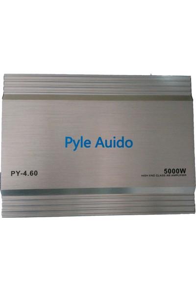 Pyle Audio Py-4.60 5000 Watt Amplifikatör