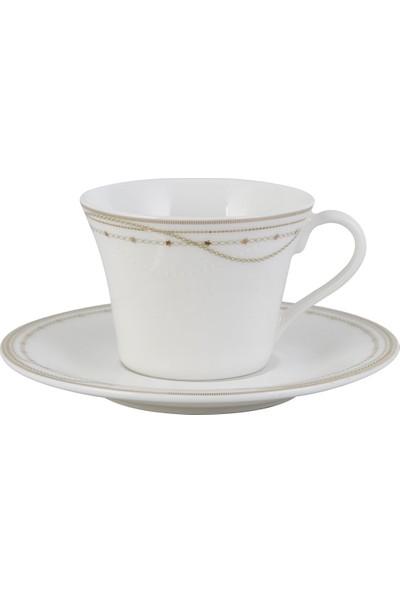 Karaca Estella 6 Kişilik Kahve Fincan Takımı