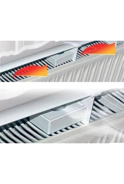 Redro Home 2'li Isıfan Petek Üstü Isı Yönlendirici 75-140 cm + Nemlendirici