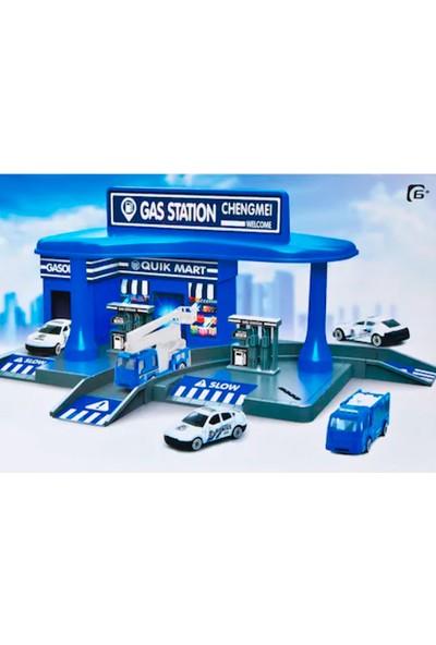 Can Em Polis İstasyonu Seti CM559-32B