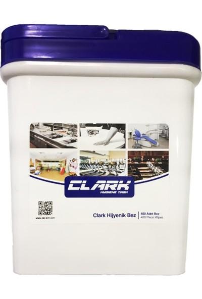 Clark Hijyenik Temizleme Bezi 400 Adet