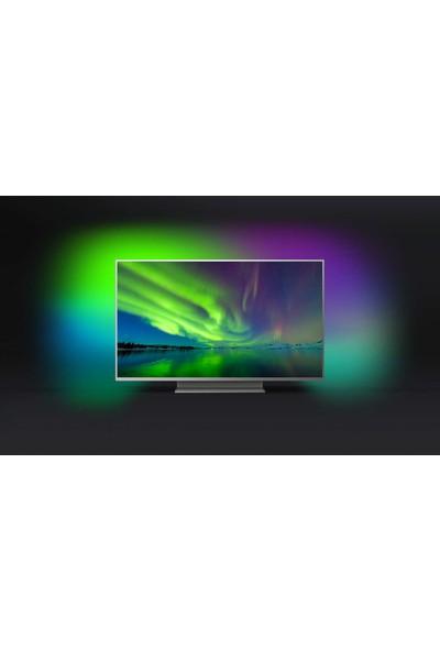 """Philips 55PUS7504/12 55"""" 139 Ekran Uydu Alıcılı 4K Ultra HD Smart LED TV"""