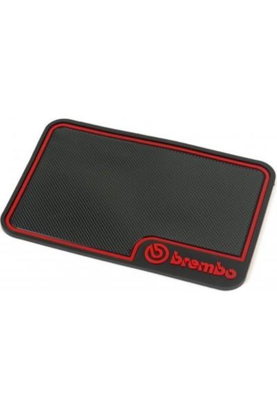Modcar Kaydırmaz Ped Logolu Brembo