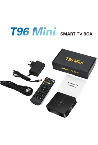Paleon T96 Mini 2GB Ram 16GB Rom Android Box TV