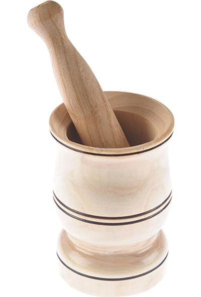 Avantajport Bambu Havan Küçük