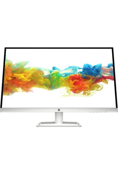 "HP 32F 6XJ00AA 32"" 60Hz 5ms (HDMI+Analog) Full HD Monitör"