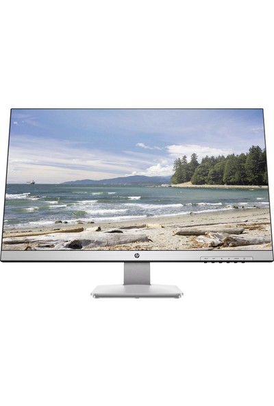 "HP 27Q 3FV90AA 27"" 60Hz 2ms 2560 x 1440 (HDMI+Display+DVI) QHD LED Monitör"
