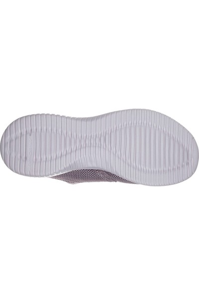 Skechers Ultra Flex -Free Spirits Kadın Mor Spor Ayakkabı 12846 Pur