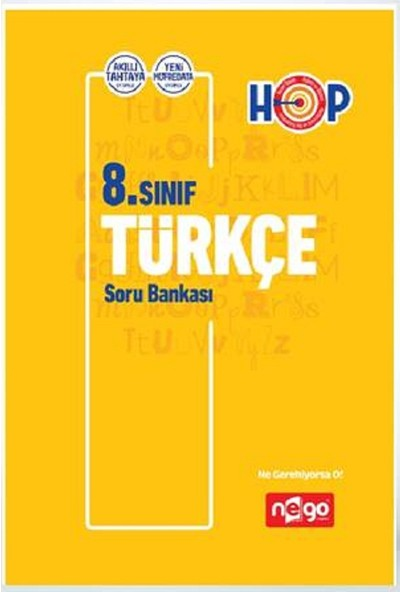 Nego 8. Sınıf Türkçe Soru Bankası