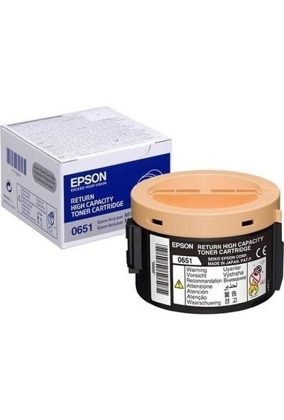 EPPSON Mx-14 Siyah Toner 1K C13S050652