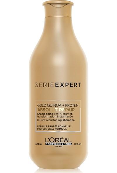 Loreal Paris Repair Yıpranmış Saçlar Için Onarıcı Gold Şampuan 300 ml