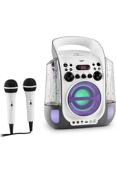 Auna Kara Liquida Karaoke Mikrofon Hoparlör