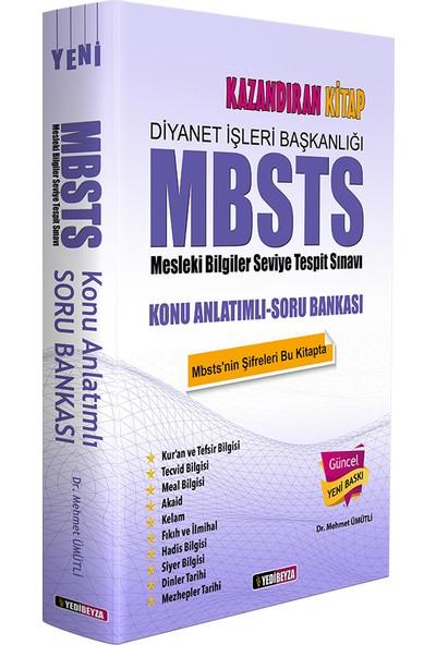 Yedi Beyza Yayınları Mbsts Konu Anlatımlı Soru Bankası - Mehmet Ümütli