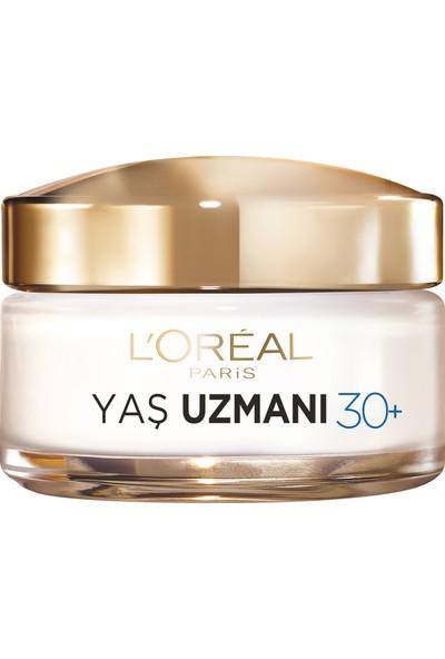 L'Oréal Paris Yaş Uzmanı Kırışıklık Karşıtı Nemlendirici Krem 30+ 50 ml