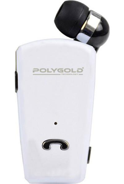 Polygold PG-6752 Makaralı Bluetooth Kulaklık