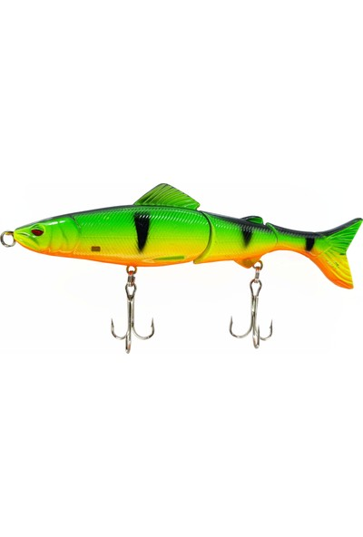 Kaptan Nemo Minnow Russ D ( 12,7 cm Az Dalarlı Suni Maket Balık Yem 17,6 Gr)