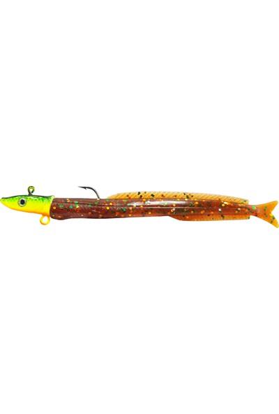 Kaptan Nemo Soft Hydro E ( 12,5 cm Silikon Suni Maket Balık Yem 14 Gr)