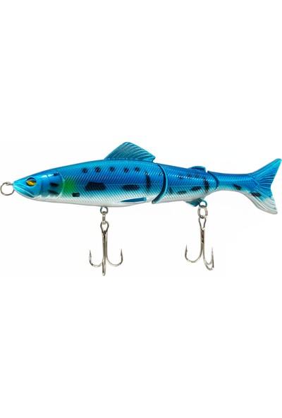 Kaptan Nemo Minnow Russ E ( 12,7 cm Az Dalarlı Suni Maket Balık Yem 17,6 Gr)