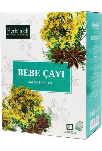 Herbatech Bebe Çayı Gaz Giderici Çay