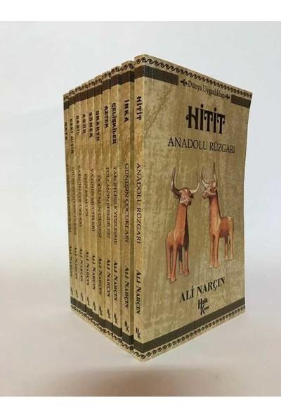 Dünya Uygarlıklarısı Serisi (10 Kitap) - Ali Narçın