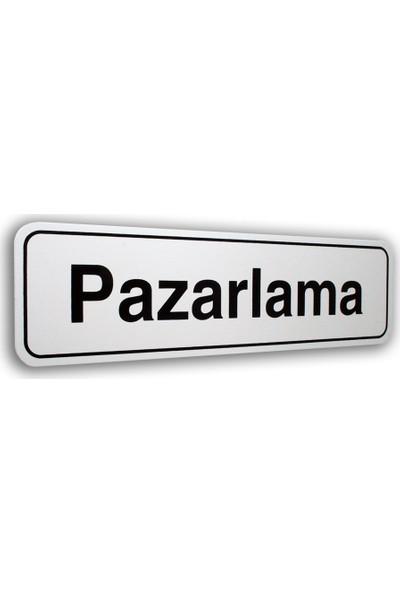 PassPano Pvc Foam Levha PAZARLAMA 7 x 25 cm
