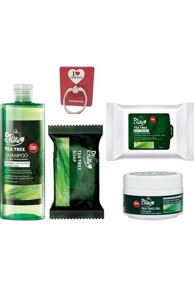 Farmasi Dr. C. Tuna Çay Ağacı Yağı Bakım ve Temizlik Seti