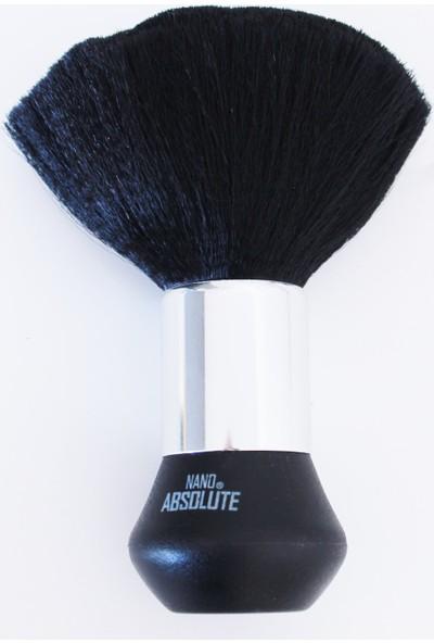 Nano Absolute Metal Gövde Ense Fırçası Siyah E006