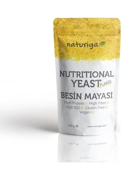 Naturiga Nutritional Yeast (Besin Mayası) 100 gr