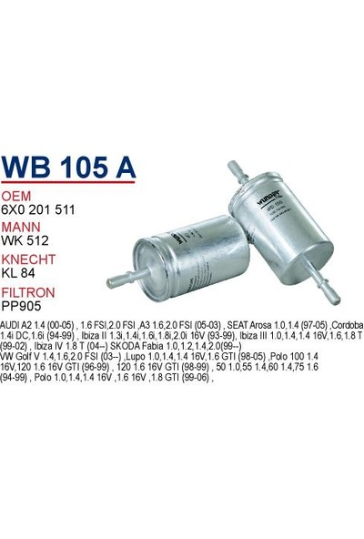 WB105A