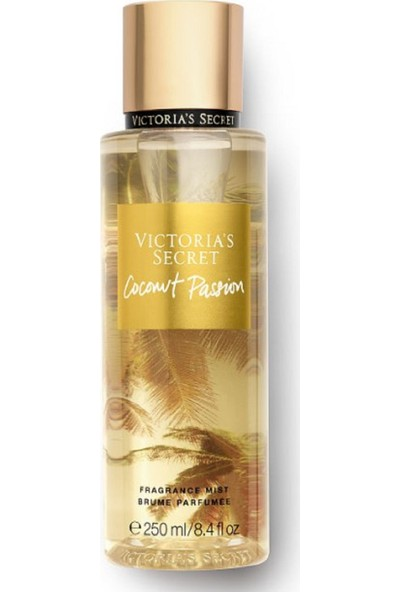 Victoria's Secret Coconut Passion New Collection 250 ml Kadın Vücut Spreyi