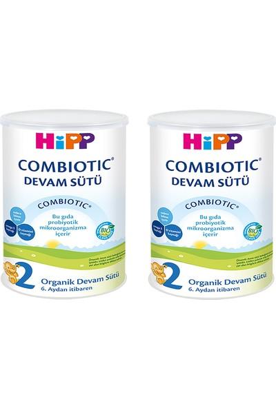 Hipp 2 Organik Combiotic Devam Sütü 900 gr - 2 Adet