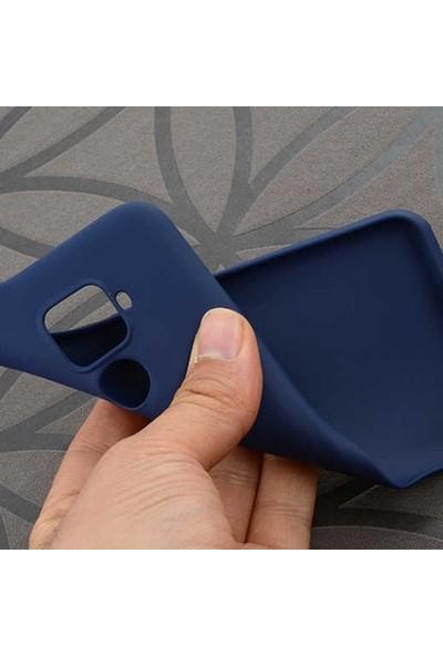 Case Street Huawei Mate 30 Lite Kılıf Premier Silikon Esnek Arka Koruma Siyah