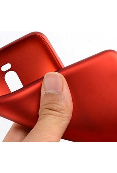 Case Street Meizu Note 8 Kılıf Premier Silikon Esnek Koruma + Nano Glass Siyah