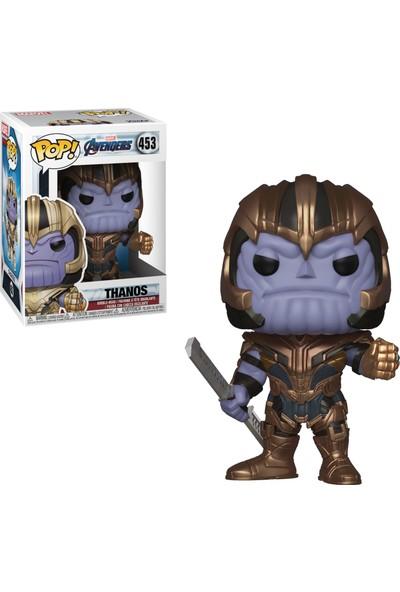 Funko POP Figür - Marvel Avengers Endgame,Thanos
