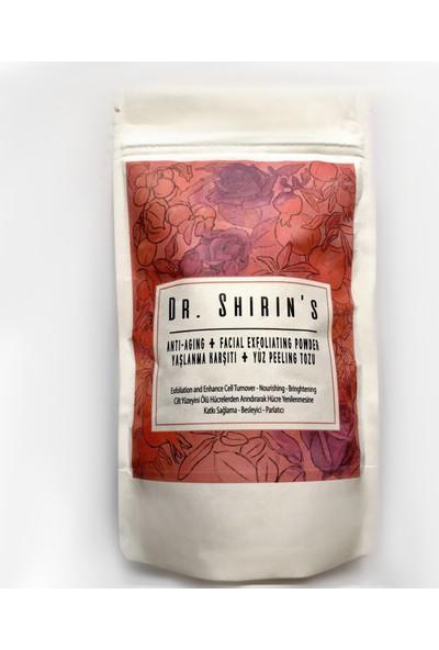 Dr. Shırın's Antı-Agıng + Facıal Exfolıatıng Powder // Yaşlanma Karşıtı + Yüz Peelıng Tozu