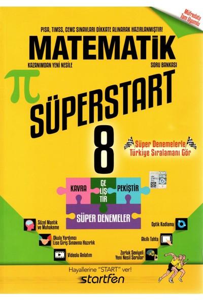 Startfen 8. Sınıf Matematik Süperstart Soru Bankası
