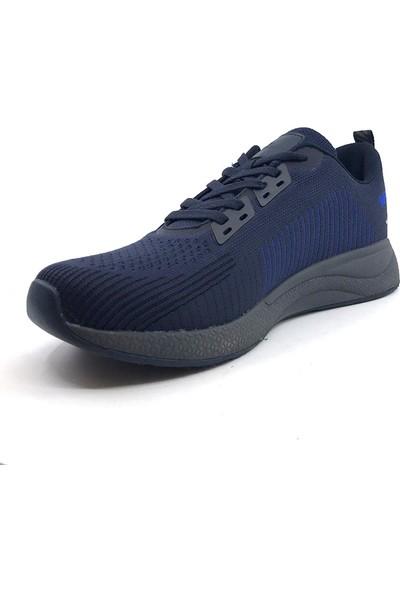 Lumberjack Portugal 100406619 Lacivert Erkek Yazlık Spor Ayakkabı