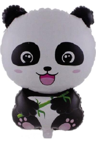 Tahtakale Toptancısı Panda Temalı Baskılı Folyo Balon 68 cm