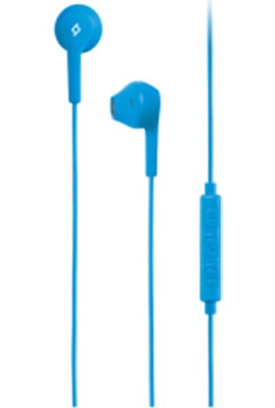 Ttec Mikrofonlu Kulakiçi Kulaklık - Mavi