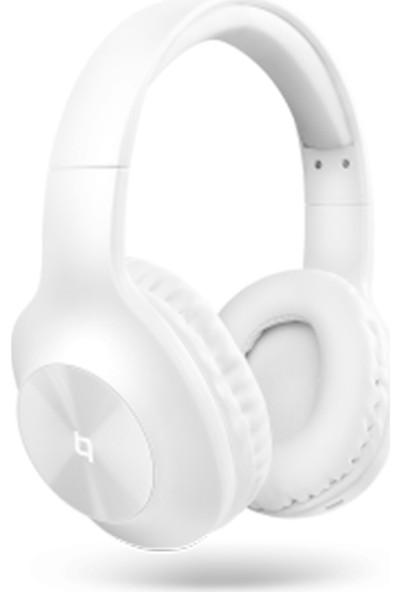 Ttec SoundMax Kulaküstü Bluetooth Kulaklık - Beyaz