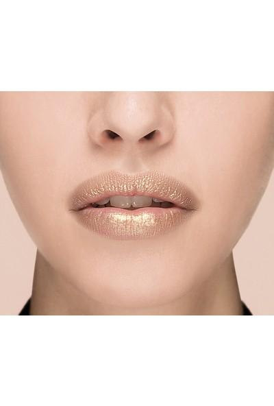 L'Oréal Paris Rouge Signature Lip Topper Dudak Parlatıcı Ruj - 212 Pure Gold