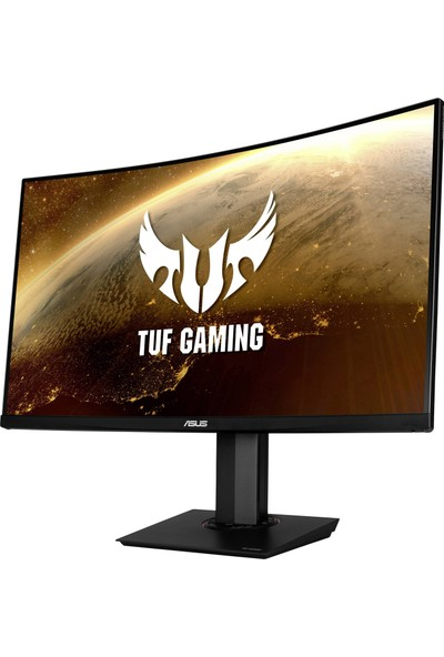 "Asus TUF VG32VQ 31.5"" 144Hz 1ms (HDMI+Display) FreeSync QHD Curved Monitör"