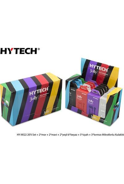 Hytech HY-XK22 20'li Set Mikrofonlu Kulaklık