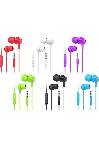 S-link SL-STK10 30'lu Set Kulak İçi Mikrofonlu Kulaklık