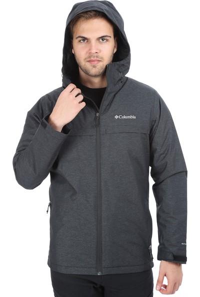 Columbia Byers Peak Novelty Hooded Jacket Erkek Montu 1837712010