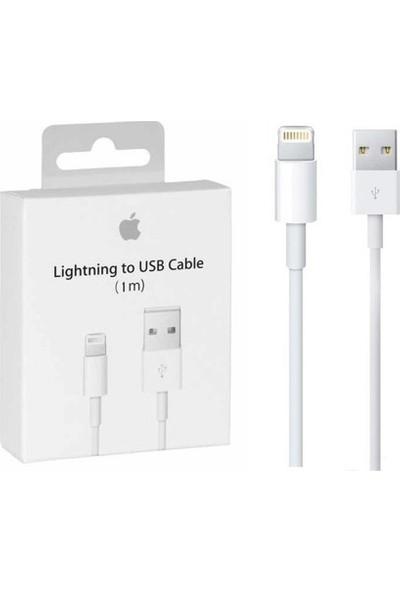 TM Apple Lightning Şarj ve Data Kablosu Lisanslı 1 mt
